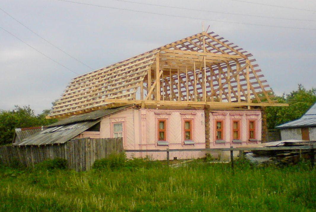 Работа строительство домов