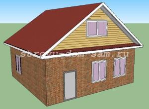 готовый дом