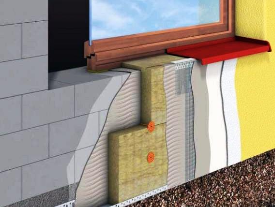 Картинки по запросу Как правильно утеплить стены дома снаружи.