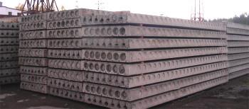 складирование плит